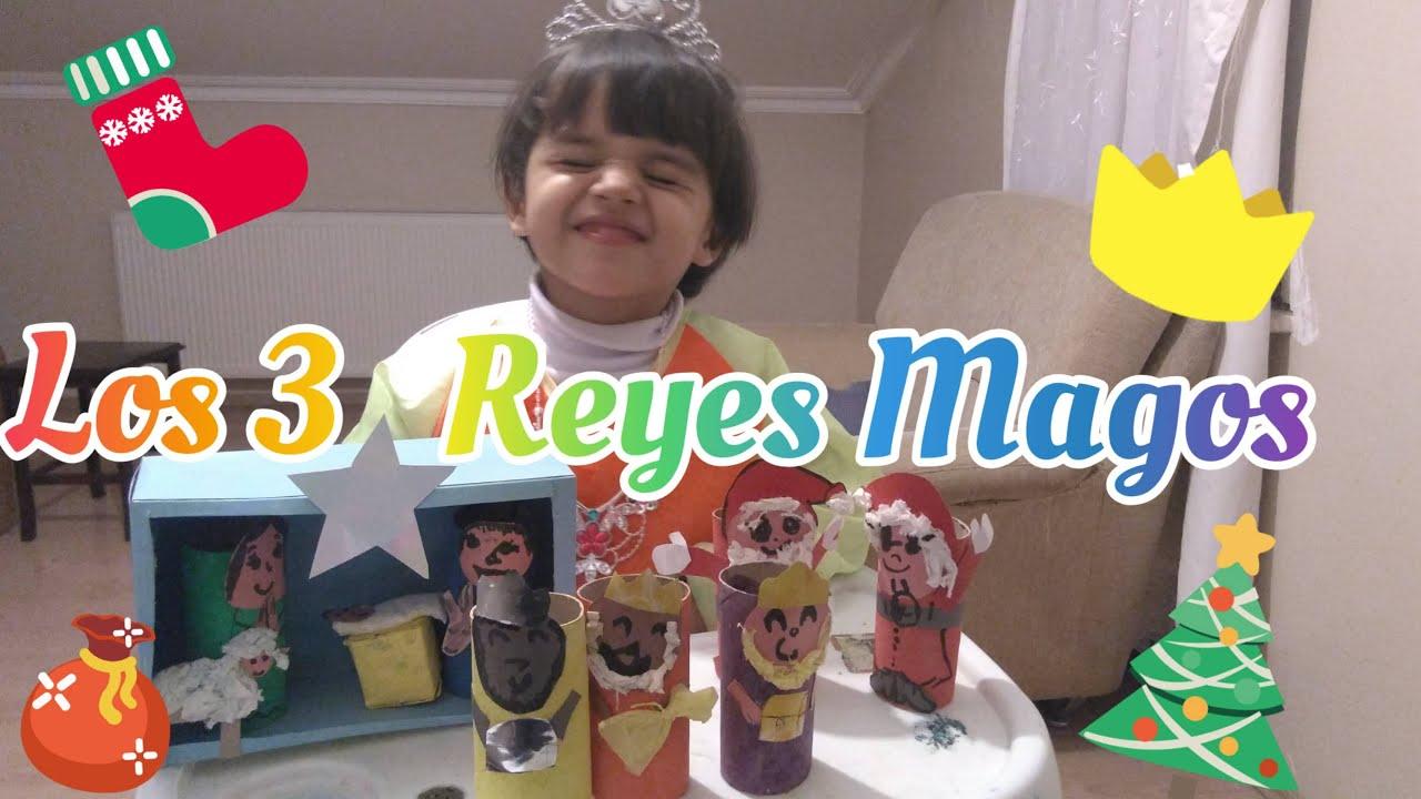 Los Tres Reyes Magos de Cartón