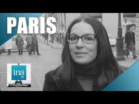 1970 : Une première journée sans voitures à Paris | Archive INA