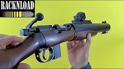 Lee Enfield De Lisle Carbine  **FULL REVIEW** by RACKNLOAD