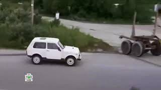 Внутреннее расследование (2014) - car crash scene