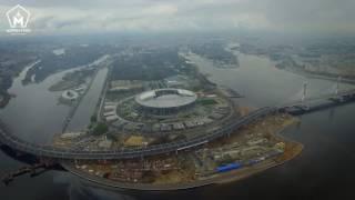 Открытие стадиона