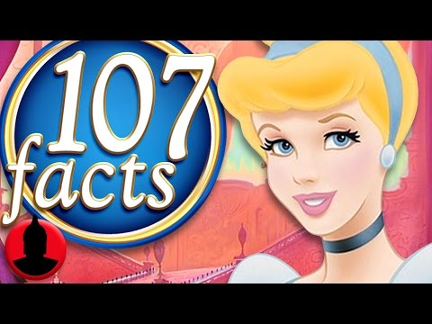 107 Cinderella Facts YOU Should Know - (ToonedUp #138) | ChannelFrederator