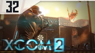 XCOM 2 Part 32 - Let's Play XCOM 2 Gameplay PC - GUERRILLA OPS: INTEL RETRIEVAL