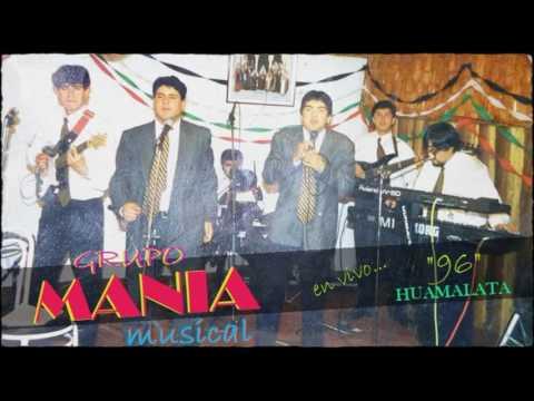 Grupo MANIA MUSICAL de Ovalle - en vivo 1996 - Huamalata//MP3