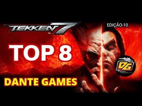 TEKKEN 7 - TOP 8 DANTE GAMES #10
