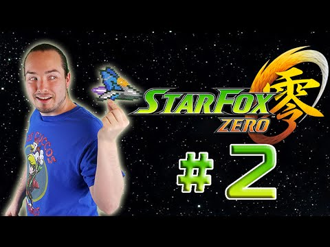 Star Fox Zero - Part 2: Hovering and Hacking