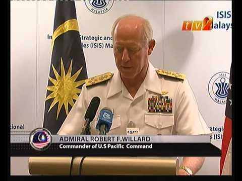 Admiral Willard RTM2 English News Coverage