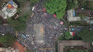 Karnataka Rajyotsava Belagavi | Drone View