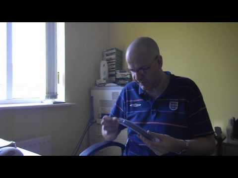 Unpacking - GPH Caanoo Handheld Gaming System