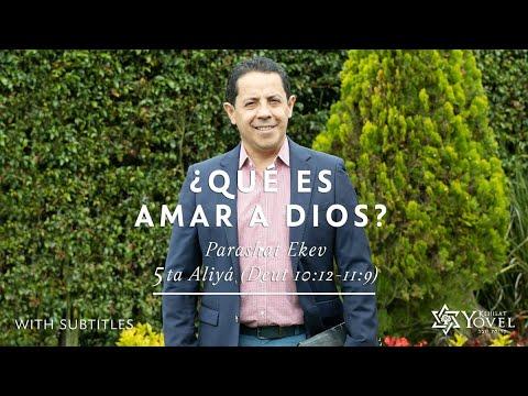 Ekev - ¿Qué es amar a Dios? / What does it mean to love G-d?