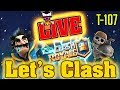 🌟🌟CLASH ROYALE ARENA 10 LIVE MATCHES | LIVE WITH VIEWERS🌟🌟