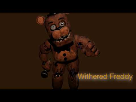 Full Download] Withered Freddy X3 Sings Fnaf Song