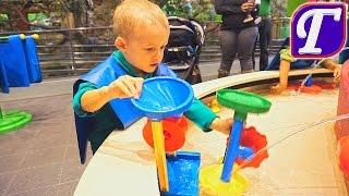 Макс Играет в Американском Детском Музее – Детский Центр и Много Интересного Для Детей Гуляшка Игры