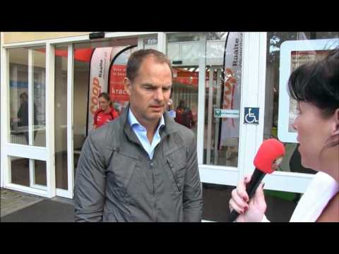 Frank De Boer interview on Dutch TV on the Rangers managers job. Interesting!