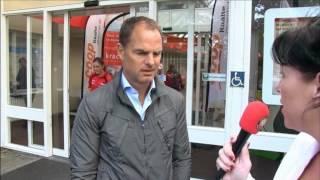 Frank De Boer interview on Dutch TV on the Rangers managers job. Interesting!