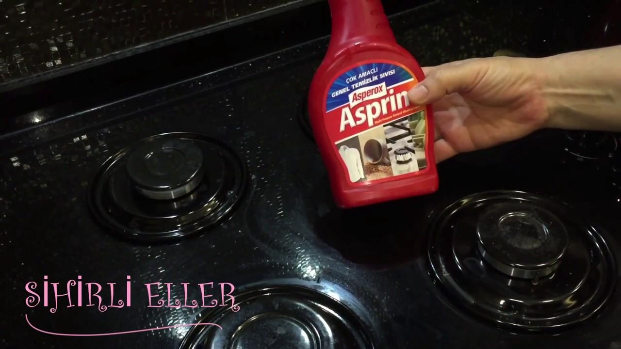 Ev yapımı ocak temizleme deterjanı nasıl yapılır