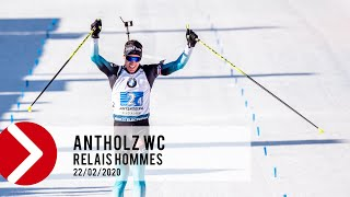 RELAIS HOMMES - ANTHOLZ WC 2020