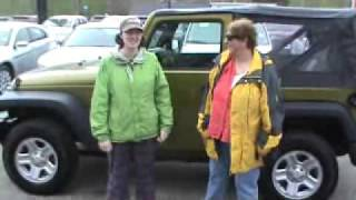 Andy Moser & Guests Jeep Wrangler