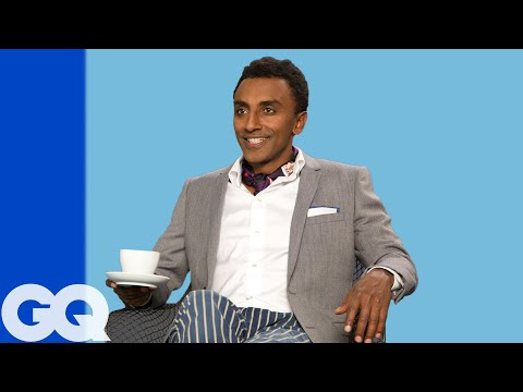 Marcus Samuelsson Serves Us – 10 Essentials | Style Guide | GQ