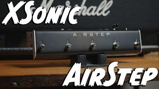 CONTROL EVERYTHING! XSonic Airstep Controller!