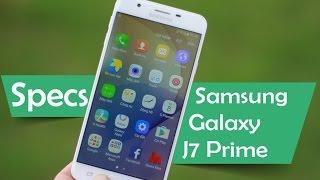 samsung galaxy j7 prime specs 2017