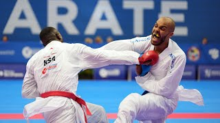 Thrilling final day of Karate's quest to the Olympics