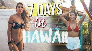 7 DAYS IN HAWAII