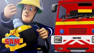Feuerwehrmann Sam Deutsch Neue Folgen | Die Erkältung 🚒Gefährliche Abenteuer | Kinderfilm