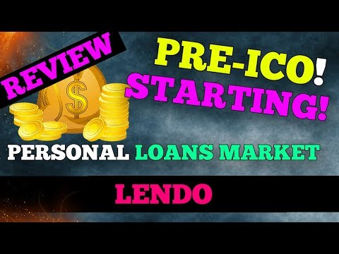 Lendo Token Review - Offers Instant Cash Loans Everyone | Instant Giveaway | ICO REVIEW 2018