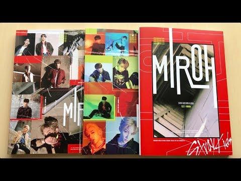 ♡Unboxing Stray Kids 스트레이키즈 4th Mini Album Clé 1