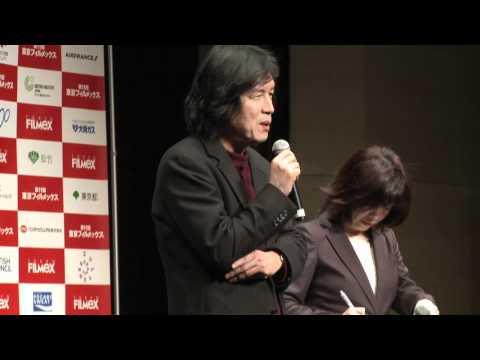 11/28『詩』舞台挨拶/LEE Chang-dong