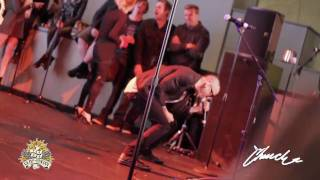 Church and Chester Bennington at Camp Freddy - Mountain Song | Stolen From Church