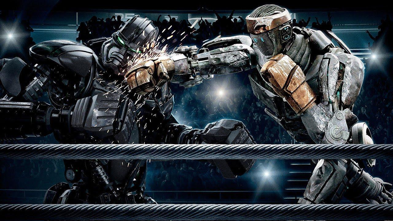 Real Steel Spiel