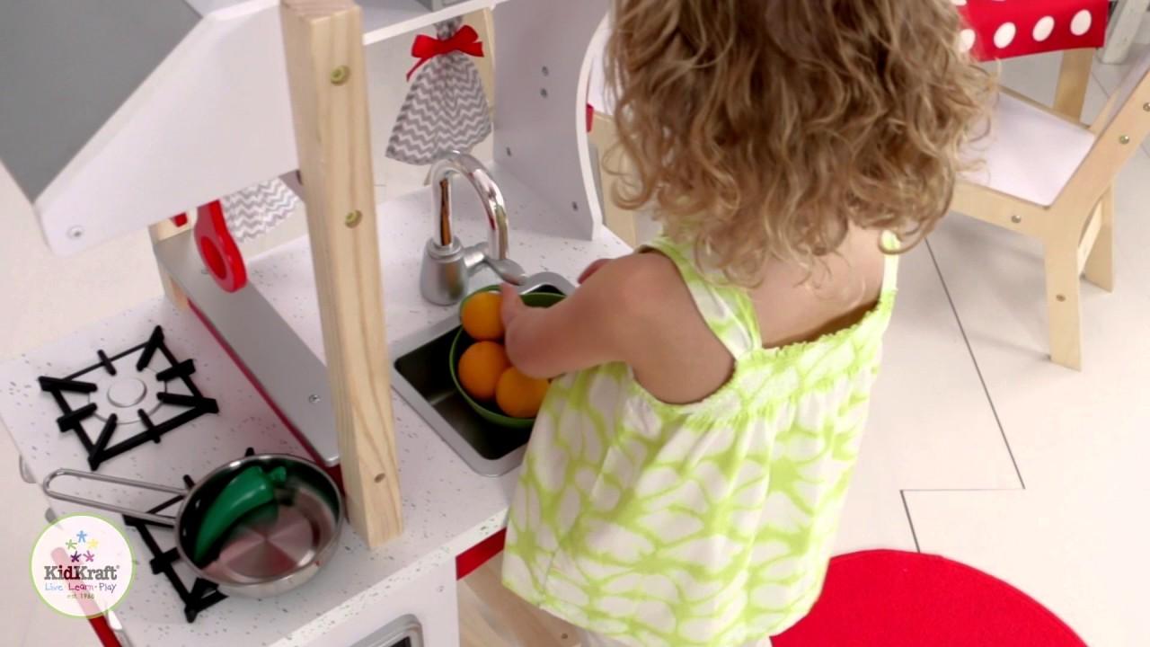 Kidkraft Modern Island Kitchen