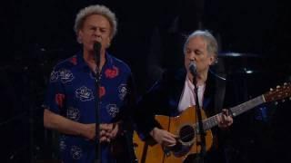 Simon & Garfunkel - The Sound of Silence - Madison Square Garden