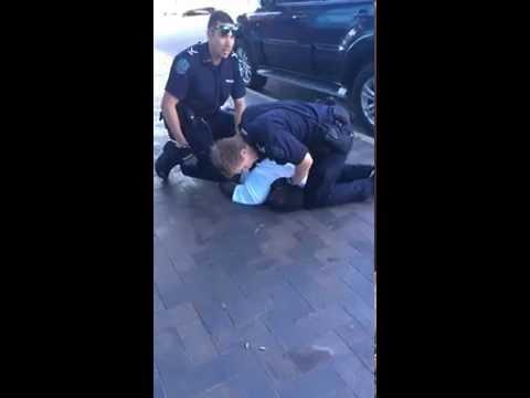 SA POLICE BRUTALITY  (ABUSE AFRICAN)