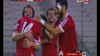 دوري الدرجة التانية   أهداف مباراة حرس الحدود و غزل المحلة  بدوري الدرجة التانية