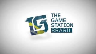 Entrei paraa TGS - TheGameStationBrasil Sou Fodaa