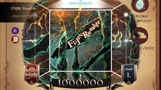 【Lanota】FUJIN Rumble master PP 1000000pts
