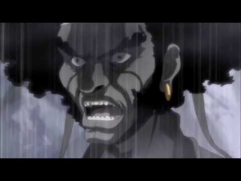 Afro Samurai  Light Up  Drake ft JayZ
