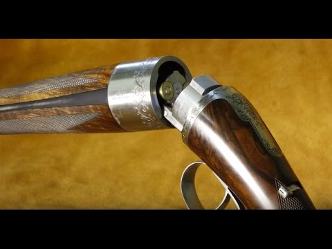 world s rarest firearm action george hoenig s rotary round action
