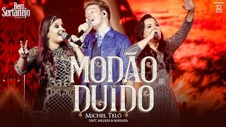 Michel Tel Mod o Du do part. Maiara e Maraisa DVD Bem Sertanejo.mp3