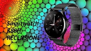 K88H, recensione dello smartwatch