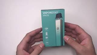 Pack Xros VAPORESSO - Tutoriel