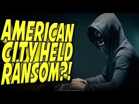 City Hacked & Held Ransom?! - Tech Newsday