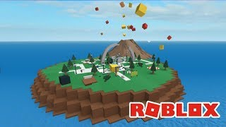 Roblox Natural Disaster Survival 🙉l Earthquake,YanarDag,Tornado l Roblox Natural Disasters