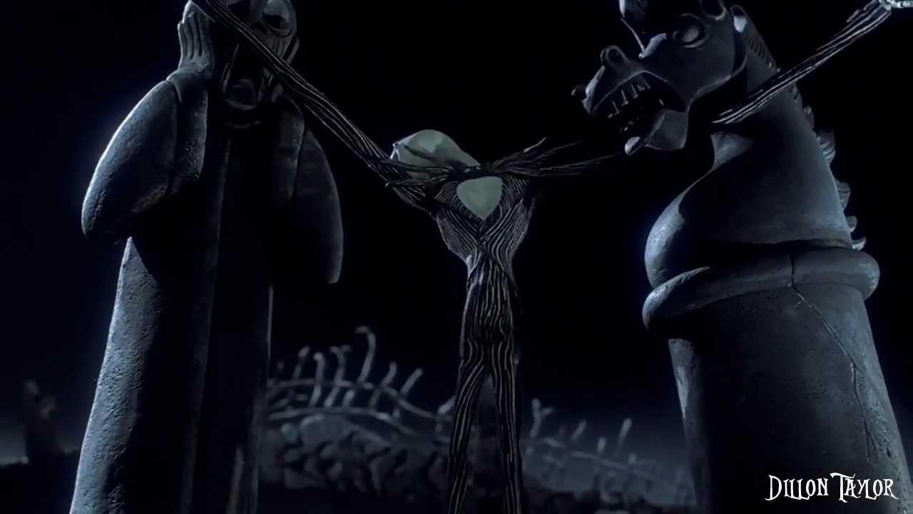 The Nightmare Before Christmas - Jack's Lament Fandub - YouTube