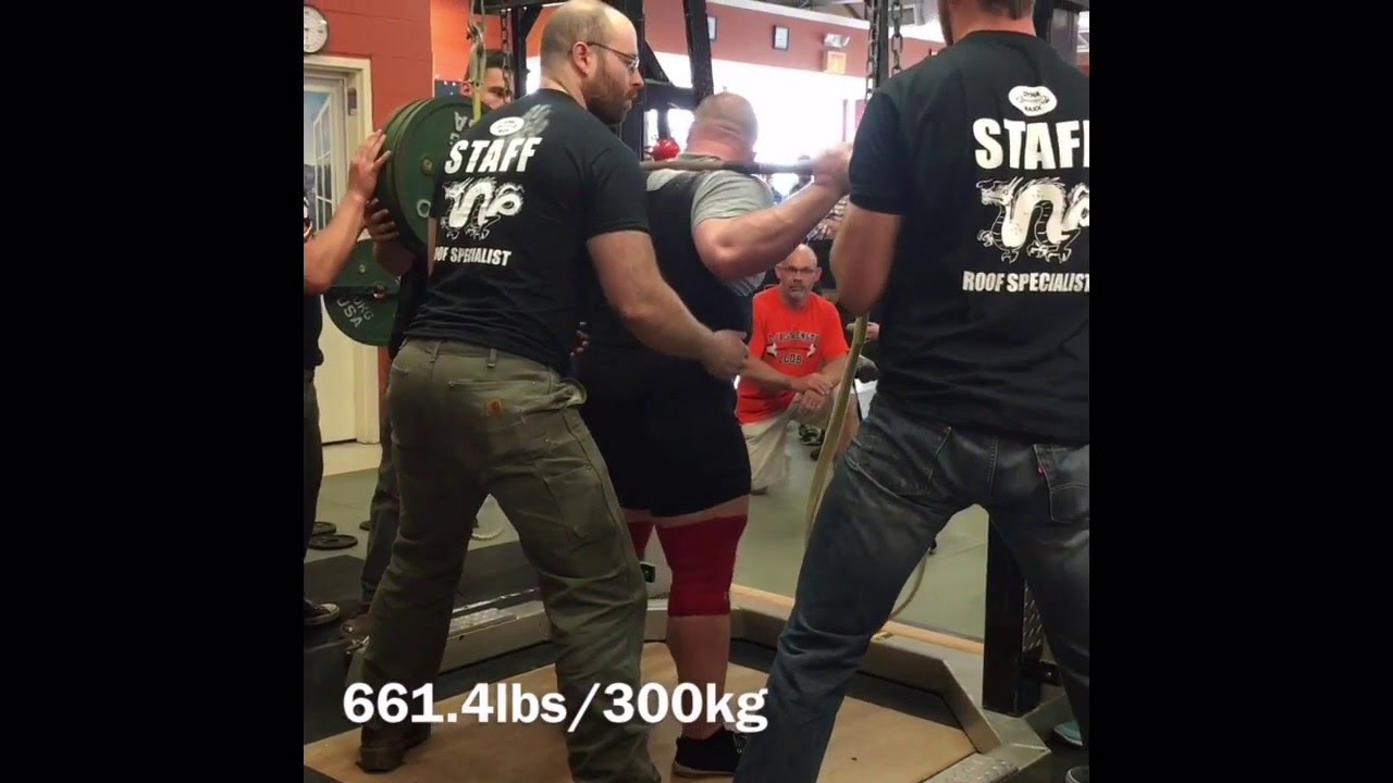 716.5 squat 440.9 bench 666.7 deadlift 1824.1 raw no wraps @241lbs