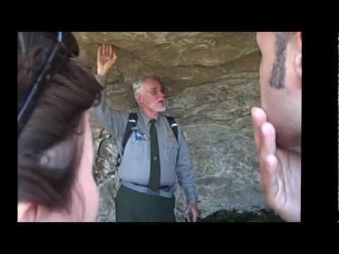 Park Ranger Tells the History of Mesa Verde (1of2)