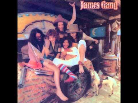 """James Gang """"Bang"""", 1973.Track 05: """"Ride The Wind"""""""